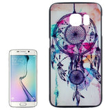 Aesthetic Wind Chimes Pattern Hard Case for Samsung Galaxy S6 Edge / G9250 - Zasttra.com