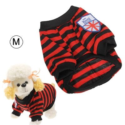 British Style Pet Puppy Dog Clothes Coat (Size: M )