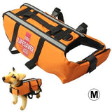 Pet Saver Dog Life Vest Jacket for Swimming Boating Surfing, Size: M - Zasttra.com