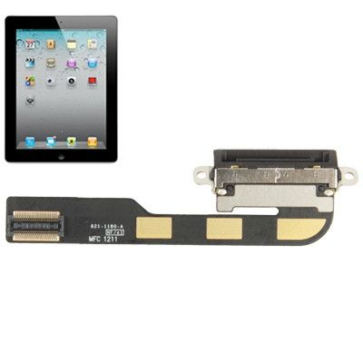 Tail Connector Charger Flex Cable for iPad 2