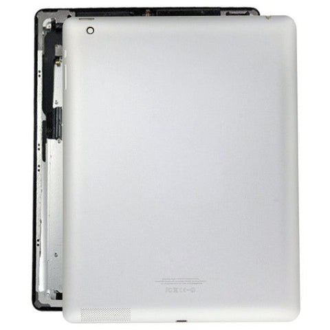 iPartsBuy Back Housing Cover Case Replacement for iPad 4(WiFi Version)