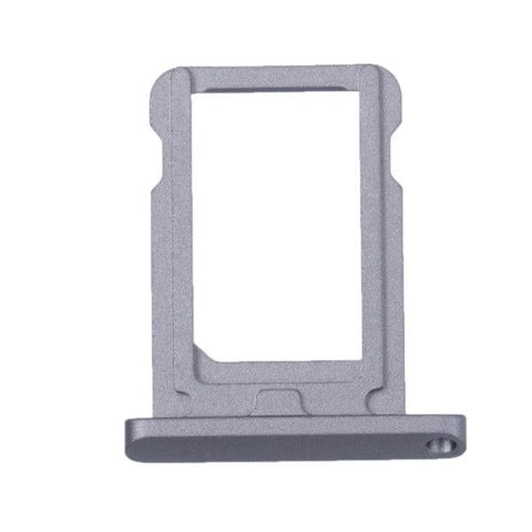 iPartsBuy High Nano SIM Card Tray for iPad Pro(Grey)