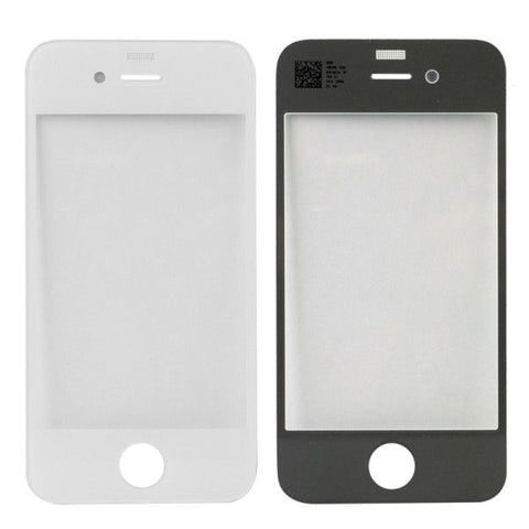Mirror Spare Parts for iPhone 4(White)