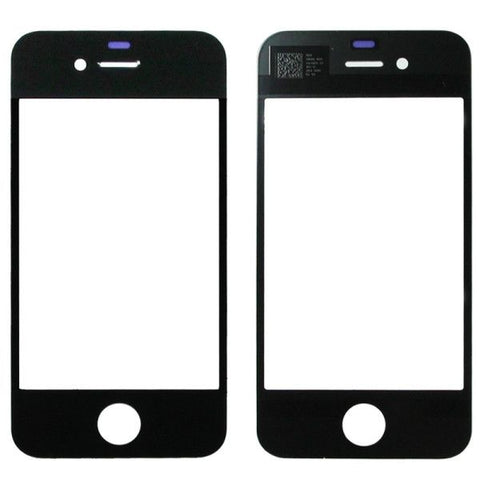 Mirror Spare Parts for iPhone 4(Black)