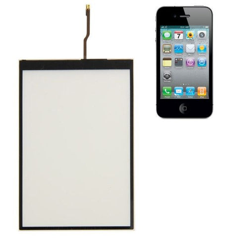 LCD Display Backlight Film / LCD Backlight Unit Module Spare Part for iPhone 4/4S