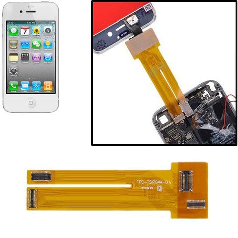 LCD Touch Screen Test Extension Cable, LCD Flex Cable Test Extension Cord for iPhone 4 & 4S