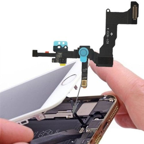 High Quality Front Camera + Sensor Flex Cable for iPhone 5S