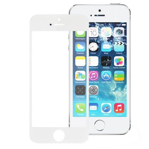 Replacement Touch Screen Panel Touch Digitizer for iPhone 5S(White)