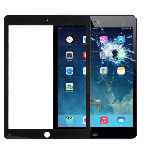 Original Digitizer Touch Panel for iPad Air(Black)