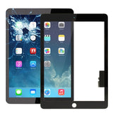 Replacement Touch Panel for iPad Air(Black) - Zasttra.com