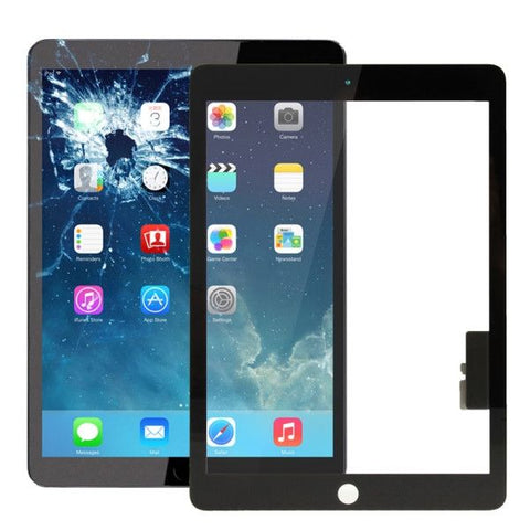 Replacement Touch Panel for iPad Air(Black)