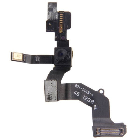 High Quality Front Camera With Sensor Flex Cable for iPhone 5(Black)