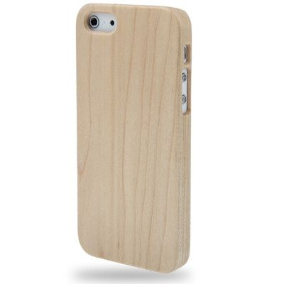 Take lisa Wood Material Case for iPhone 5 & 5S