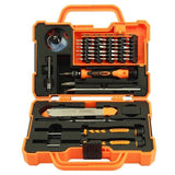 JAKEMY JM-8139 Anti-drop Electronic 43 in 1 Precision Screwdriver Hardware Repair Open Tools Set - Zasttra.com - 1