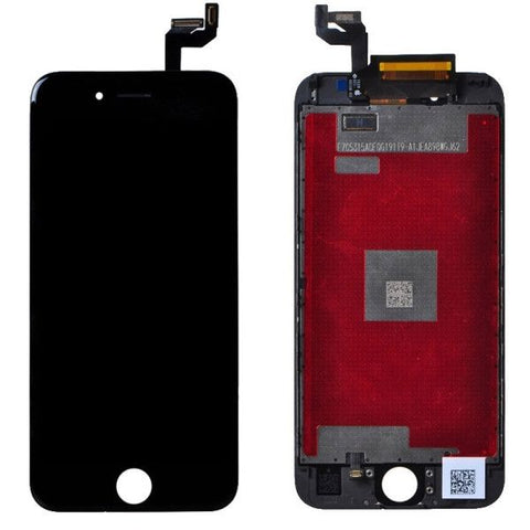 iPartsBuy LCD Display + Touch Screen Digitizer Assembly Replacement for iPhone 6S(Black)