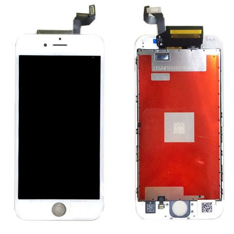 iPartsBuy LCD Display + Touch Screen Digitizer Assembly Replacement for iPhone 6S(White)