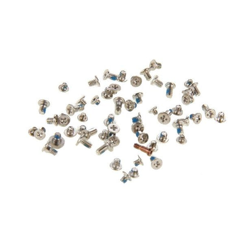iPartsBuy Repair Tools Complete Screws / Bolts Set Replacement for iPhone 6s(Rose Gold)