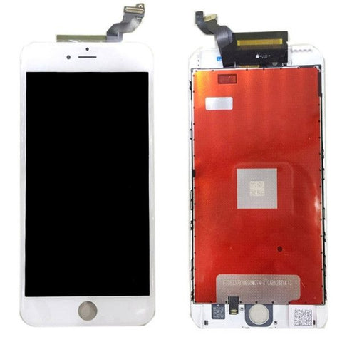 iPartsBuy LCD Display + Touch Screen Digitizer Assembly Replacement for iPhone 6S Plus(White)