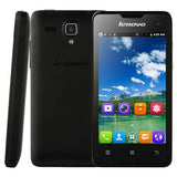 Lenovo A396 3G Network Smart Phone, 4.0 inch SC7730 Quad Core 1.2GHz(Black) - Zasttra.com