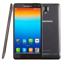 Lenovo S898T+ Smartphone 16GB, 5.3 inch MTK6592 Octa Core 1.4GHz, RAM: 2GB, Network: 2G, 13.0MP Rear Camera(Grey)
