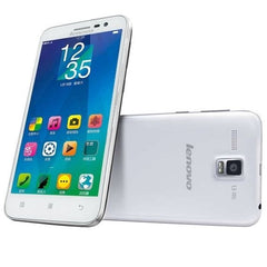 Original Lenovo A8 / A806 16GB, Network: 4G, 5.0 Inch Android 4.4 MTK6592 + MTK6290 Octa Core 1.7GHz, RAM: 2GB(White)