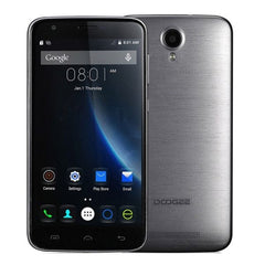 DOOGEE Valencia 2 Y100 Plus 16GB, 5.5 inch OGS Lamination Screen Android 5.1 MT6735 Quad Core 1.0GHz, RAM: 2GB, Network: 4G(Grey)