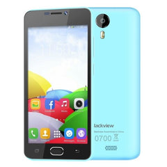 Blackview BV2000 8GB, Network: 4G, 5 inch Android 5.1 MTK6735 Quad-core 1.0GHz, RAM:1GB(Blue)
