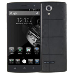 HOMTOM HT7 8GB, Network: 3G, 5.5 inch Android 5.1 MTK6580A Quad Core 1.0GHz, RAM:1GB(Black)