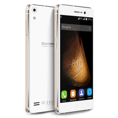 Blackview Omega Pro 16GB, Network: 4G, 5 inch Android 5.1 MTK6753 Octa Core 1.5GHz, RAM:3GB(White)