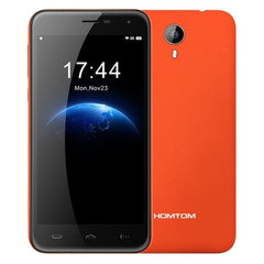 HOMTOM HT3 8GB, Network: 3G, 5 inch Android 5.1 MTK6580A Quad Core 1.3GHz, RAM: 1GB(Orange)