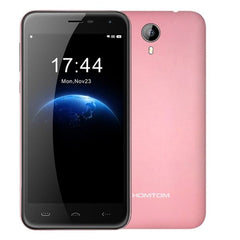 HOMTOM HT3 8GB, Network: 3G, 5 inch Android 5.1 MTK6580A Quad Core 1.3GHz, RAM: 1GB(Pink)