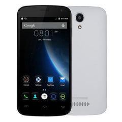 DOOGEE X3 8GB, Network: 3G, Thin and light, 4.5 inch Android 5.1 MT6580 Quad Core, RAM: 1GB(White)