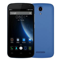 DOOGEE X3 8GB, Network: 3G, Thin and light, 4.5 inch Android 5.1 MT6580 Quad Core, RAM: 1GB(Blue)