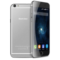 Blackview Ultra Plus Smartphone 16GB, 5.5 inch Android 5.1 MT6735p Quad Core 1.0GHZ, RAM: 2GB, Network: 4G, Dual SIM, GPS, OTG, FM(Black)