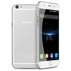 Blackview Ultra Plus Smartphone 16GB, 5.5 inch Android 5.1 MT6735p Quad Core 1.0GHZ, RAM: 2GB, Network: 4G, Dual SIM, GPS, OTG, FM(Silver)