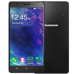 Lenovo A7600 8GB, Network: 4G, 5.5 inch Android 5.0 MT6752M Octa Core 1.5GHz, RAM: 2G, Dual SIM(Black)