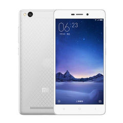 Xiaomi Redmi 3 16GB, Network: 4G, 5.0 inch Android 5.1 Qualcomm Snapdragon 616 Octa Core 4x1.5GHz + 4x1.2GHz, RAM: 2GB(White)