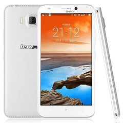 Lenovo A916 8GB, Network: 4G, 5.5 inch Android 4.4, MT6592M + 6290, 8 Core 1.4GHz, RAM: 1GB(White)