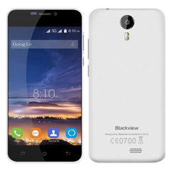Blackview BV2000S 8GB, Network: 3G, 5 inch Android 5.1 MTK6580 Quad-core 1.0GHz, RAM:1GB(White)