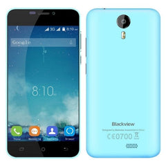 Blackview BV2000S 8GB, Network: 3G, 5 inch Android 5.1 MTK6580 Quad-core 1.0GHz, RAM:1GB(Blue)