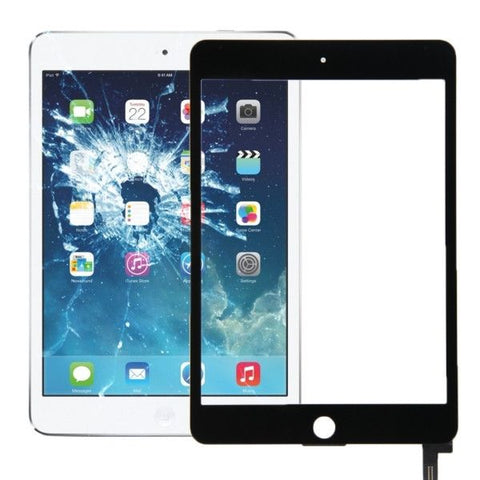 iPartsBuy Touch Screen Replacement for iPad mini 4(Black)