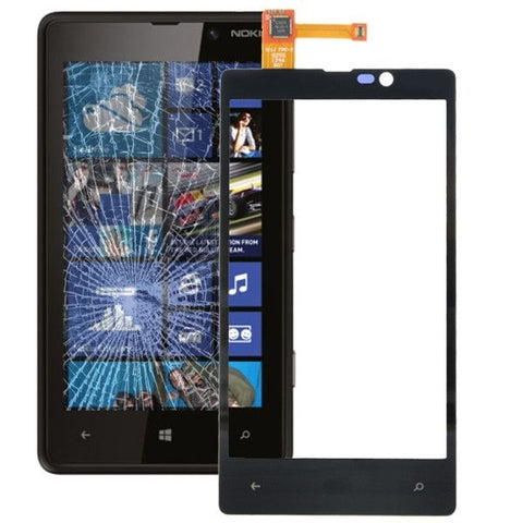 iPartsBuy High Quality Touch Screen Replacement Part for Nokia Lumia 820