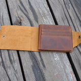 Genuine Horse Leather Vintage Wallet - Zasttra.com - 3