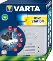 Varta Professional V-Man Home Station-Incl. 8 adapters
