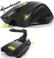 Sharkoon SHARK ZONE M51 Gaming Laser Mouse And Sharkoon SHARK ZONE MB10 Gaming Bungee Hub Bundle-