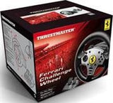 Thrustmaster Ferrari Challenge Racing Wheel PS3/PC - Zasttra.com