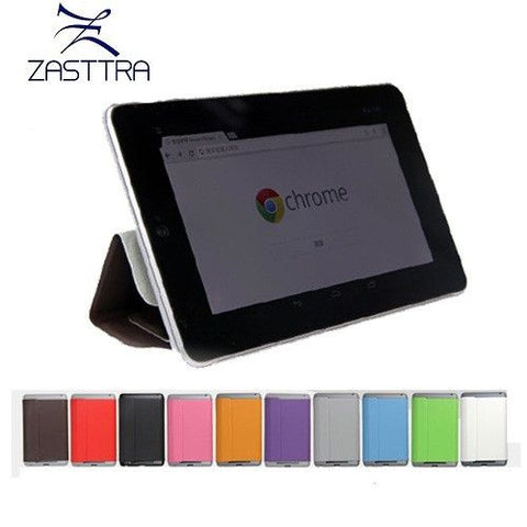 Google Nexus 7 Tablet Magnetic Smart PU Leather Case 2012