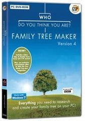 Apex Who Do You Think You Are? Family Tree Maker Standard Version 4 (PC)