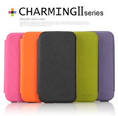 Samsung Galaxy S4 i9500 Kalaideng CHARMING II Series Ultra Slim Leather Folio Flip Cover Case