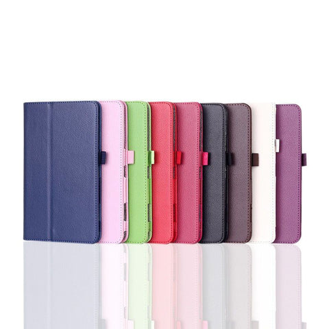 Cover for Samsung Galaxy Tab 4 10.1 T530 T531 T535, Ultra Slim Smart PU Leather